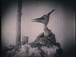 Pteranodon in The Lost World
